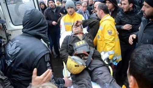 Zonguldak'ta 'metan' faciası