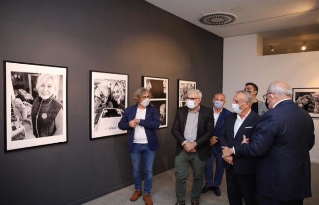 """Melih Berk'in objektifinden """"Güle Güle Ara Güler"""" sergisi Küçükçekmece'de"""