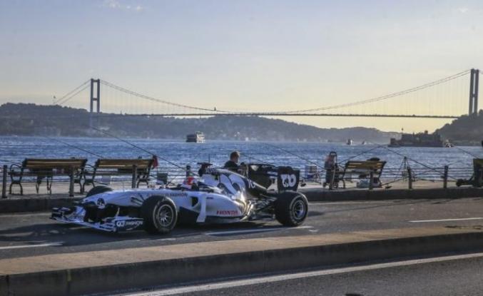 Formula 1'de Türkiye Grand Prix'si heyecanı yarın başlayacak
