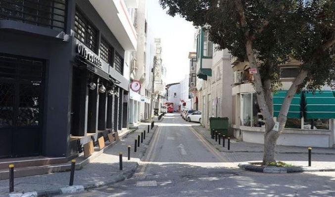 Corona virüs nedeniyle ülke çapında sokağa çıkma yasağı ilan edildi