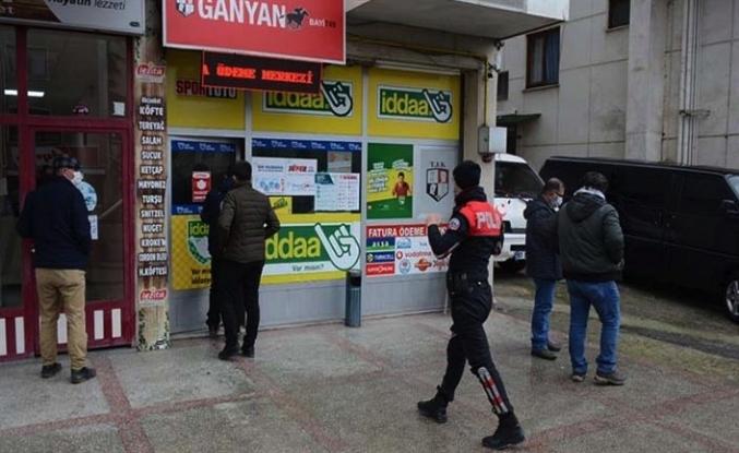 İçişleri Bakanlığı: Yasadışı bahis, kumar ve sokağa çıkma kısıtlamasına uymayan 390 şahsa idari para cezası uygulandı
