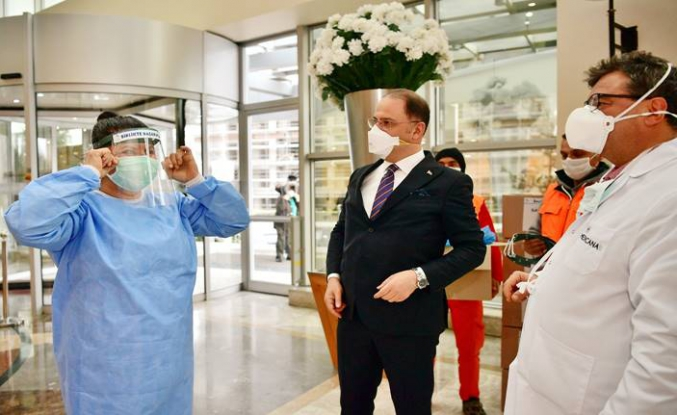 Beylikdüzü Belediyesi: Pandemi ile mücadelede yıllık bilanço