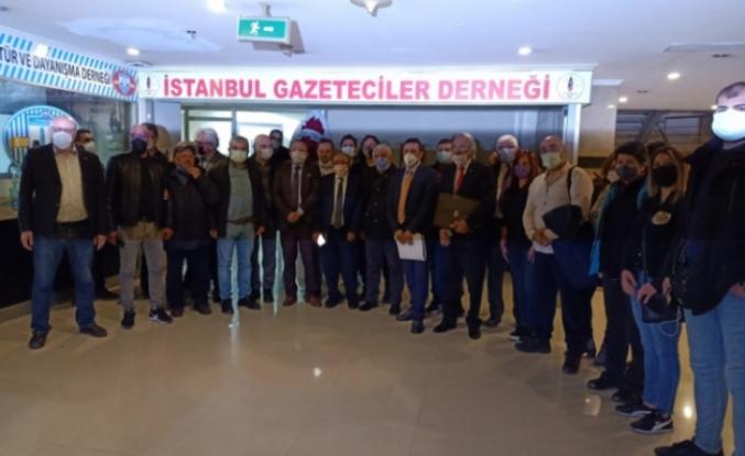 Mehmet Mert yeniden İGD Başkanlığına seçildi