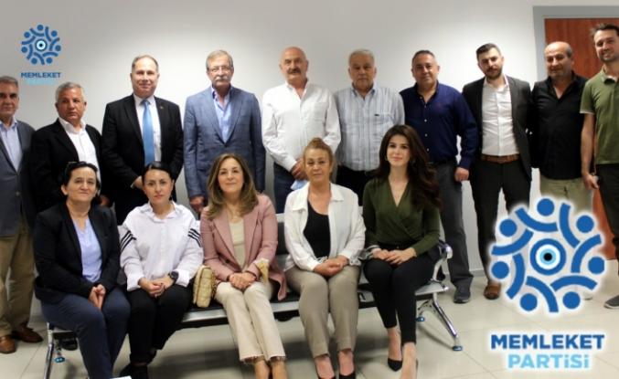 Memleket Partisi Bahçelievler ilçe başkanı belirlendi