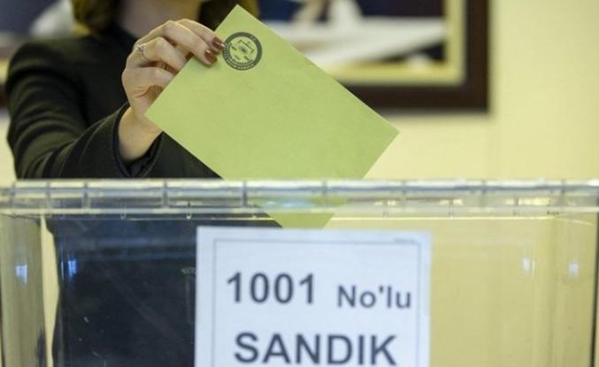 Türkiye'de 753 yerde 6 Haziran'da seçim yapılacak