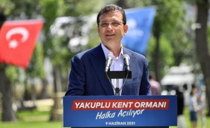 Ekrem İmamoğlu'ndan Erdoğan'a Kanal İstanbul çağrısı