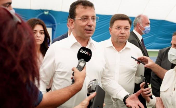 Erdoğan'ın hedef aldığı Ekrem İmamoğlu'ndan yanıt geldi