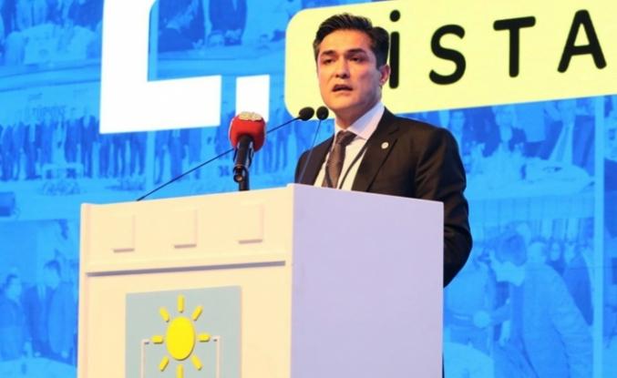 İyi Parti İstanbul İl Başkanı Buğra Kavuncu hakkında FETÖ'den takipsizlik kararı