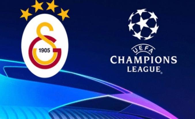 Şampiyonlar Ligi'nde Galatasaray'ın ilk rakibi belli oldu