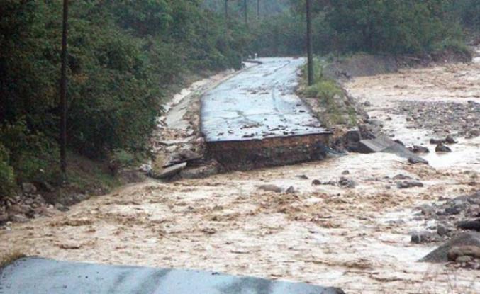 Düzce'de sel felaketi: Gün ağarınca ortaya çıktı!