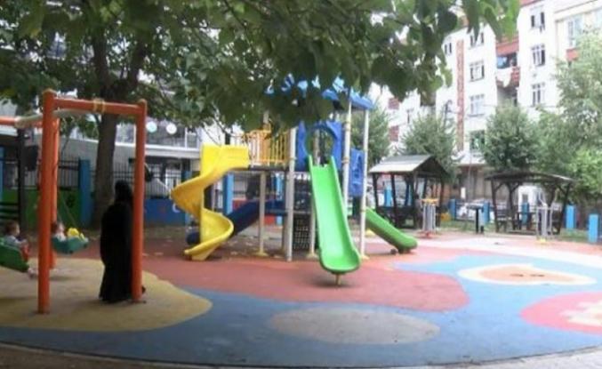 Esenyurt 'ta çocuk parkında bıçaklı dehşet!