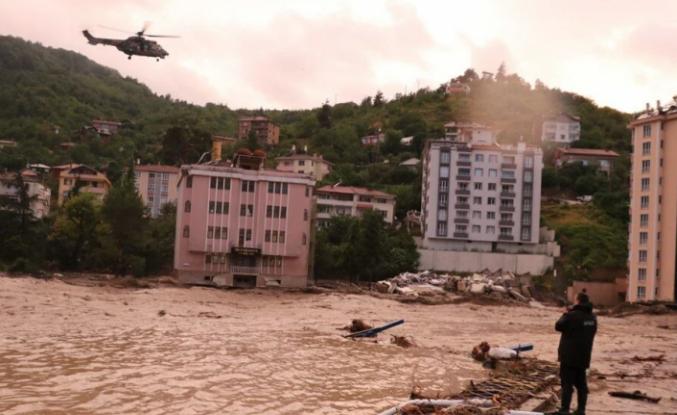 Batı Karadeniz'de sel felaketi: Can kaybı 27'ye yükseldi
