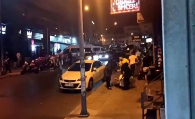Esenyurt'ta trafik kazası anlaşmazlığında silahlar konuştu