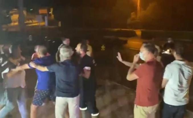 Halk TV'nin İçmeler'de yapılan yayınına saldırı!