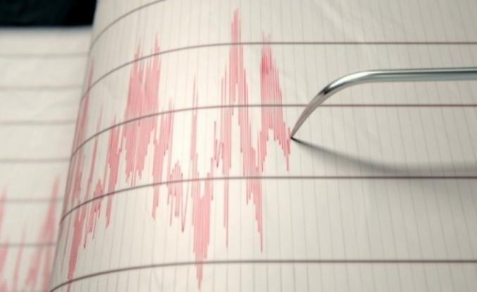 Datça açıklarında korkutan deprem
