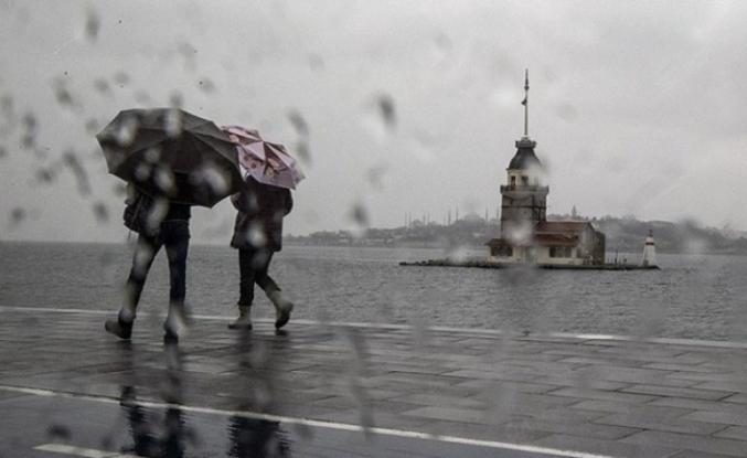 İstanbul için 'sel' uyarısı