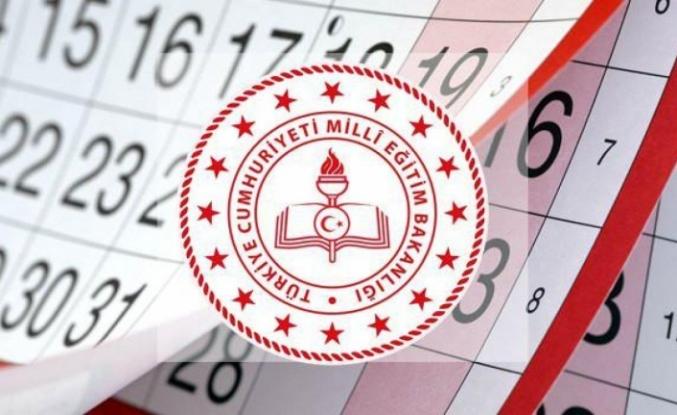 MEB yeni öğretim yılı takvimini açıkladı! Ara tatil tarihleri belli oldu