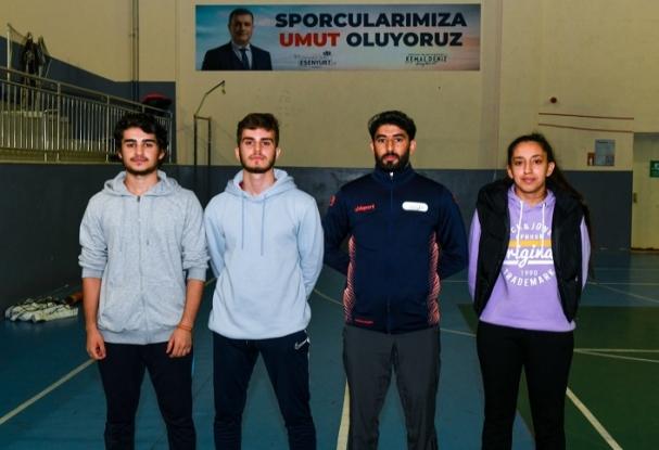 Esenyurtlu gençler, Spor Akademisi ile hayâllerine ulaştı!