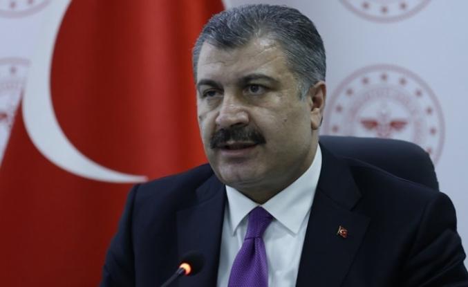 Sağlık Bakanı Fahrettin Koca'dan 'günaydın'lı aşı çağrısı