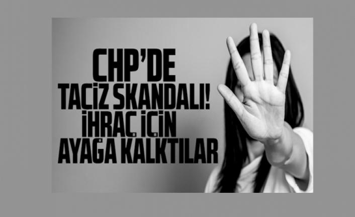 CHP Çatalca'da taciz krizi! İhraç için ayağa kalktılar