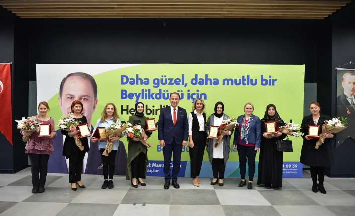 BAŞKAN ÇALIK GİRİŞİMCİ KADINLARLA BİR ARAYA GELDİ