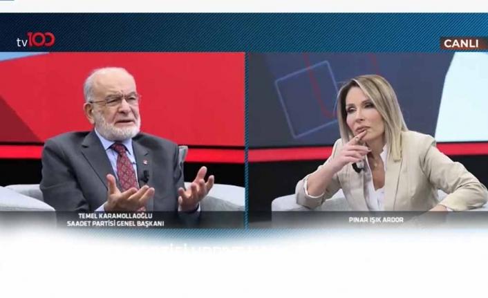 Temel Karamollaoğlu 'erken seçim' için tarih verdi...