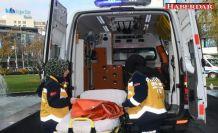 7 gün ve 24 saat hazır ambulans