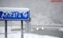 İstanbul ve Ankara'ya kar geliyor! Türkiye beyaza bürünecek