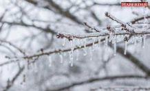 Meteorolojiden yeni uyarı geldi! 4 ilde don, yağış, buzlanma