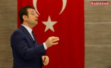 Ekrem İmamoğlu'ndan 'Kanal İstanbul' ihalelerine sert tepki