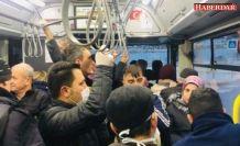 Fahrettin Koca 'Evde tutamıyoruz' dedi: 4,5 milyon İstanbullu bu sabah işe gitti