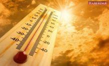 Afrika sıcakları kapıda: Pazar günü rekor sıcaklık bekleniyor