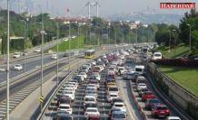 Böyle giderse ikinci dalga kaçınılmaz! Köprüde trafik yoğunluğu
