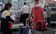 Seyahat yasağı kalkar kalkmaz 2 milyon vatandaş yer değiştirdi