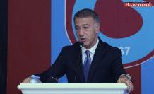 Trabzonspor Başkanı Ahmet Ağaoğlu'ndan men kararı sonrası ilk açıklama
