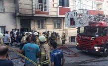 Esenyurt'ta yangın: 2 kişi hayatını kaybetti