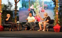 Beylikdüzü'nde vatandaşlar 'Çardak Altı Sohbetleri'nde keyifli vakit geçiriyor