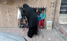 Esenyurt'ta evde bırakılan çocuklar paniğe neden oldu