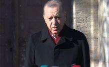 Cumhurbaşkanı Erdoğan'dan aşı ile ilgili açıklama