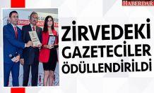 İGD başarılı ve emekçi gazetecileri ödüllendirdi