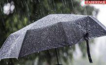 Meteoroloji'den 8 il için sağanak uyarısı