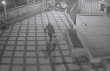 Cami musluklarını çalan kişi yakalandı