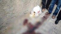 Cizre'de yasağın ardından kareler