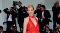 Venedik Film Festivali kırmızı halıda şıklık yarışı