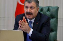 Fahrettin Koca'dan 5 il için kritik toplantı: Samsun'da vaka artıyor