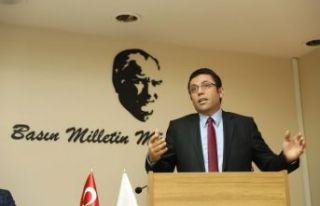 Bakan Gül'ün icra ilanları açıklaması basına...