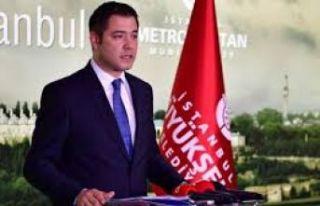 İBB Sözcüsü Murat Ongun'dan makam aracı...