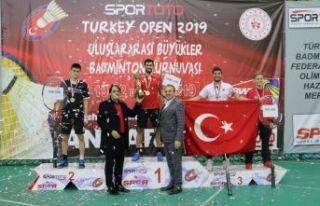 Badminton'da Türkiye'nin tarihi zaferi