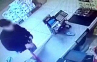 Büyükçekmece'de silahlı market soygunu
