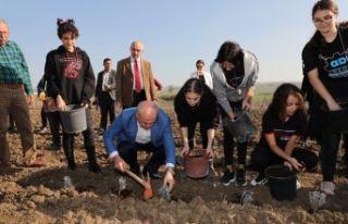Büyükçekmece'de tarım seferberliği başlıyor!
